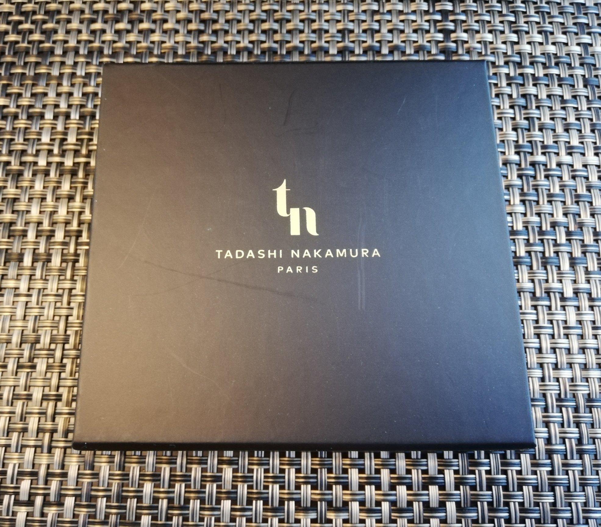 タダシナカムラパリ ボンボンショコラ