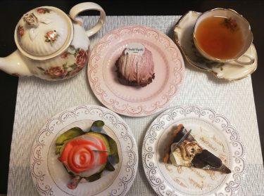 ショコラリパブリック ケーキ
