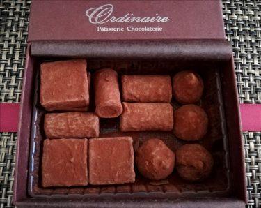 オーディネール トリュフチョコレート