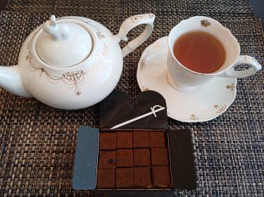 ヤスヒロセノ 生チョコレート